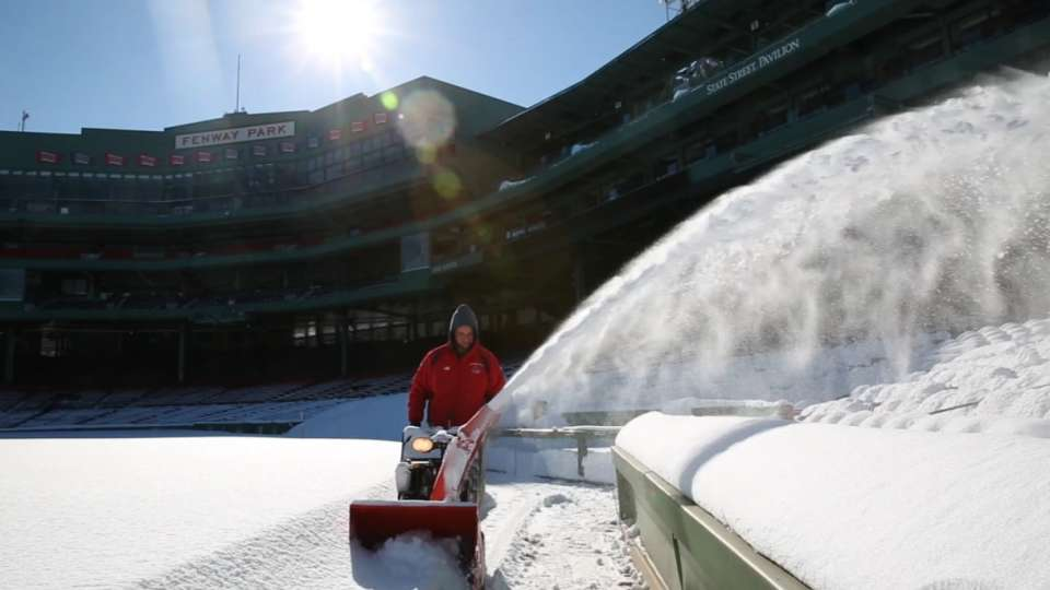 Red Sox Truck Day is here