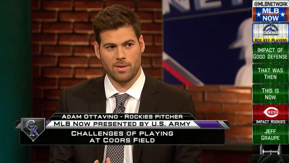MLB Now: 2015 Rockies