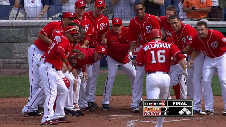 Willingham's walk-off homer