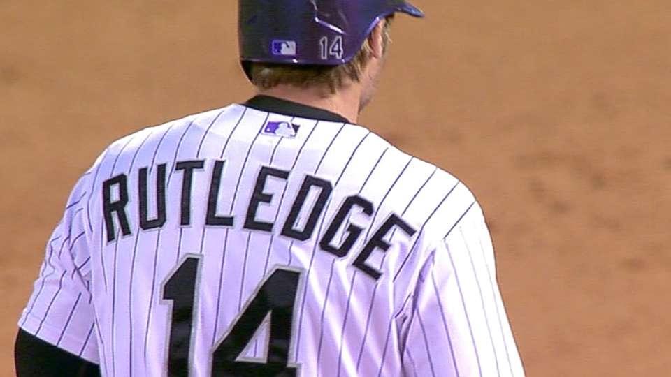 Outlook: Rutledge, 2B, LAA
