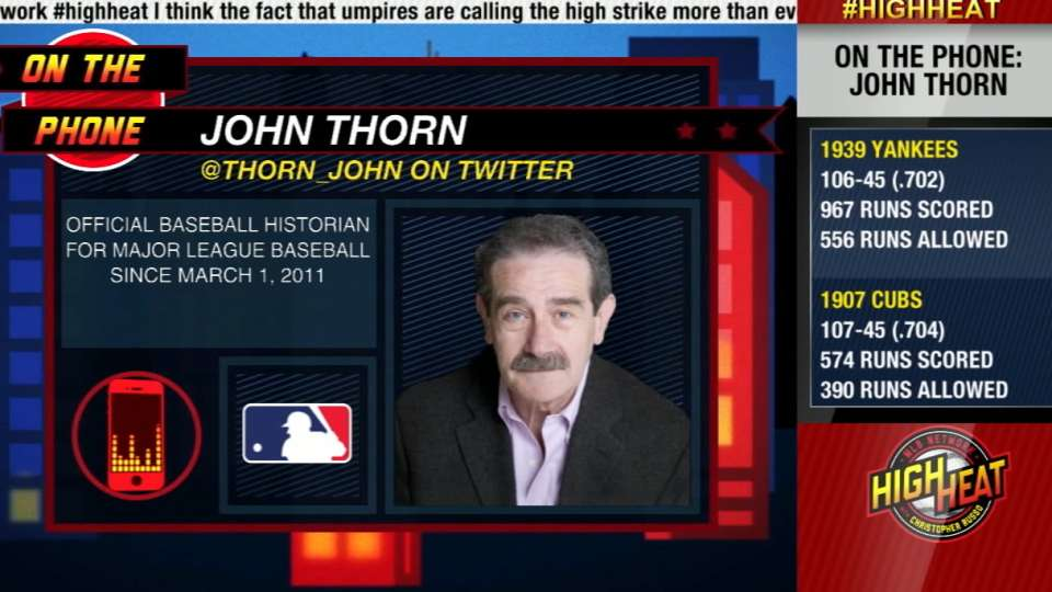 High Heat: Historian John Thorn