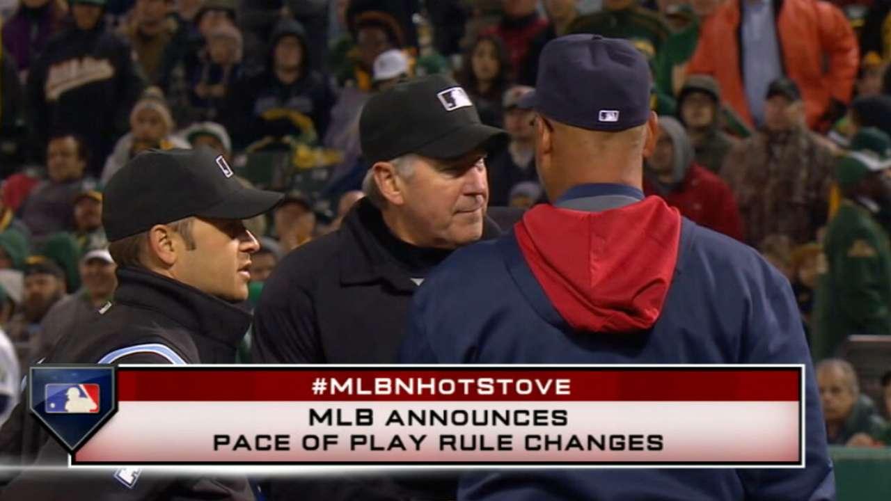 Resultado de imagen para mlb change rules