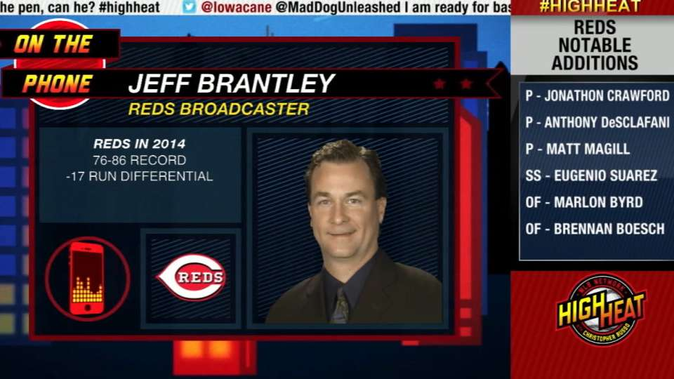 Jeff Brantley joins High Heat