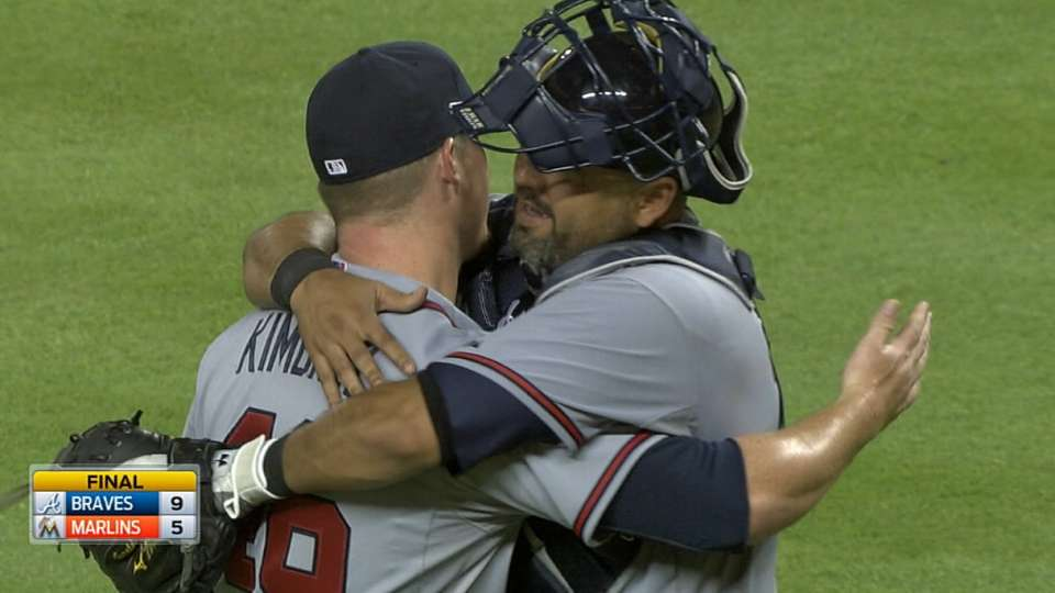 A look back at the Braves' May