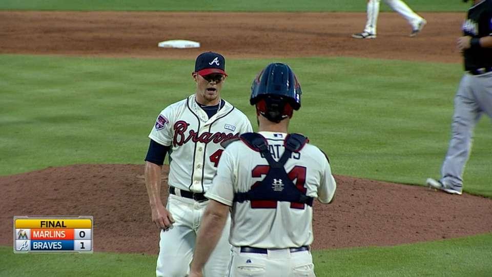 The Braves' upcoming week