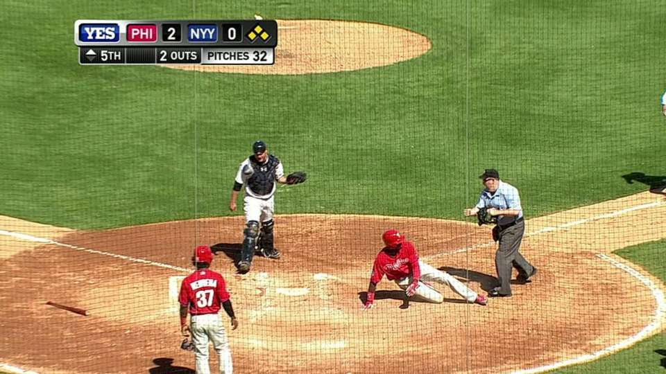 Headley gets Brown at home