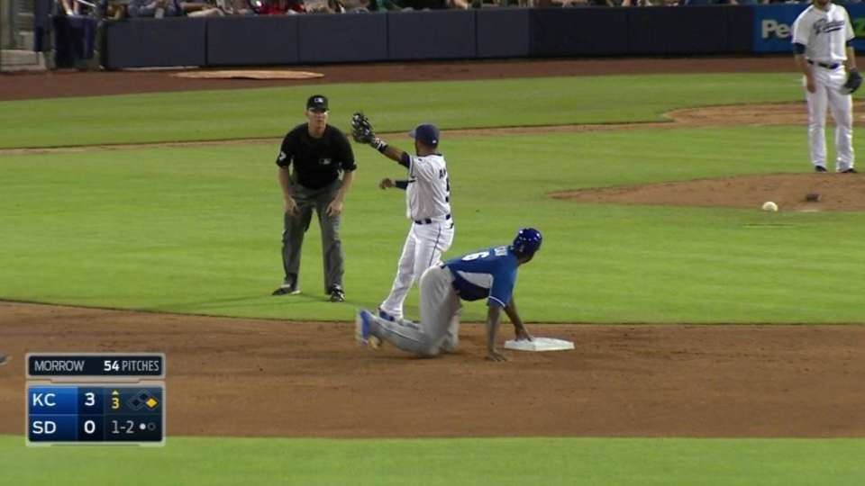 Norris throws out Cain