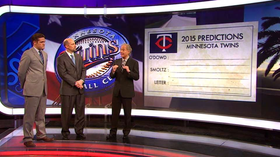 Predictions for the 2015 Twins