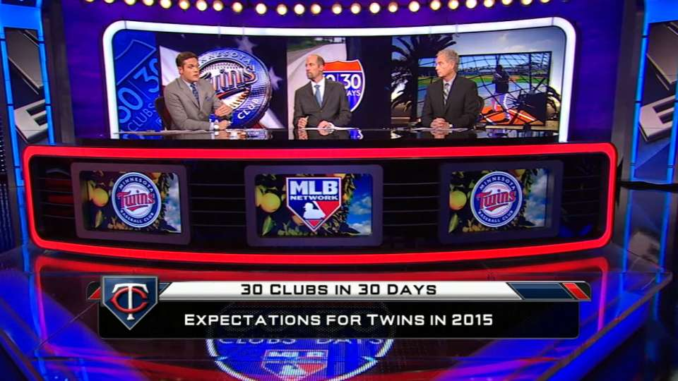 Expectations for the 2015 Twins