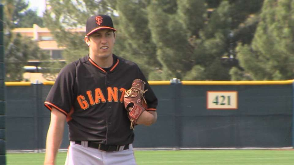 Top Prospects: Law, SF