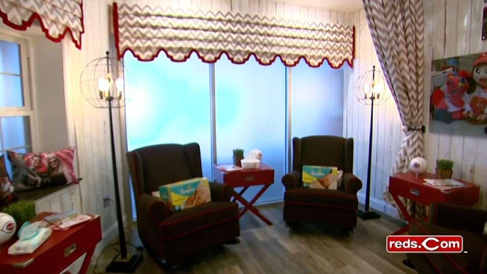 The new Nursing Suite at GABP