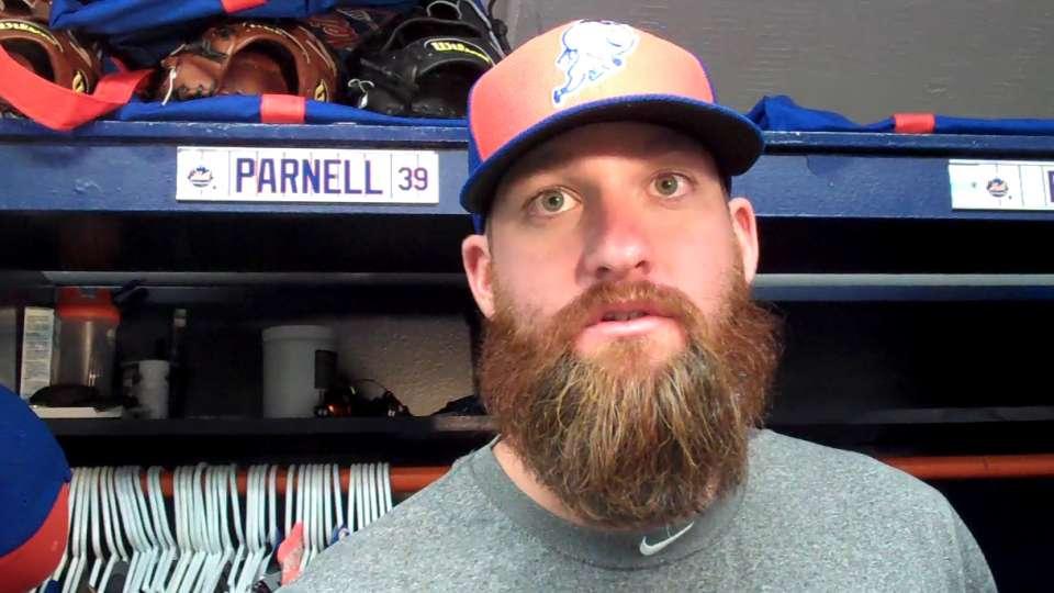Parnell, Murphy eyeing return