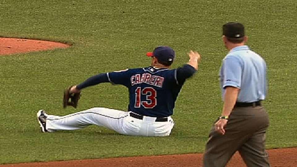 Cabrera's great play