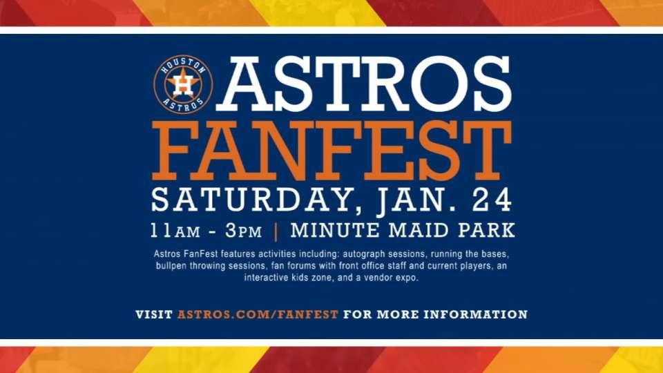 2015 Astros FanFest