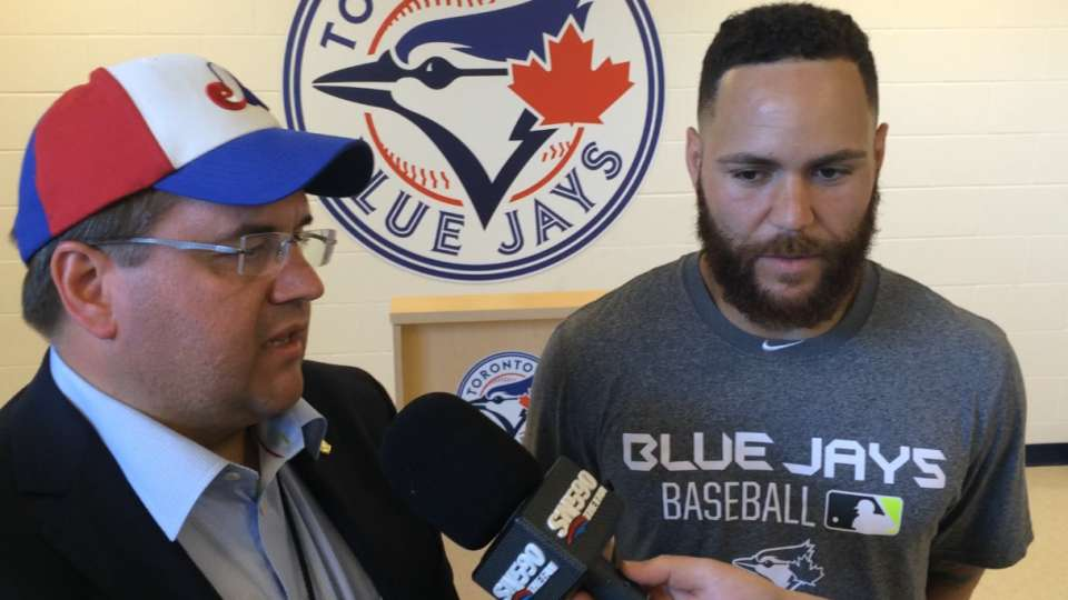 Blue Jays to play in Montreal