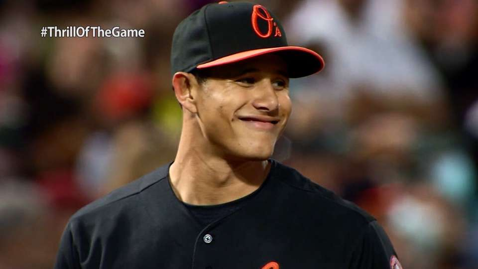 Thrill of the Game: Machado