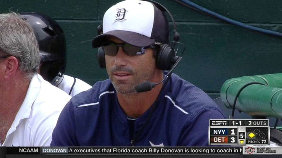 Ausmus on Verlander, Miggy