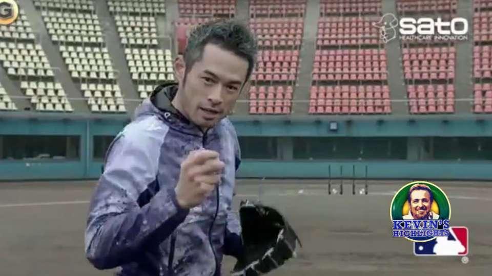 Kevin's Highlights: Ichiro