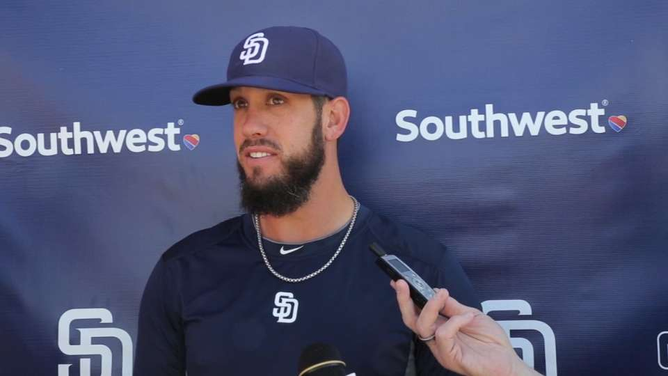 Shields on starting Opening Day