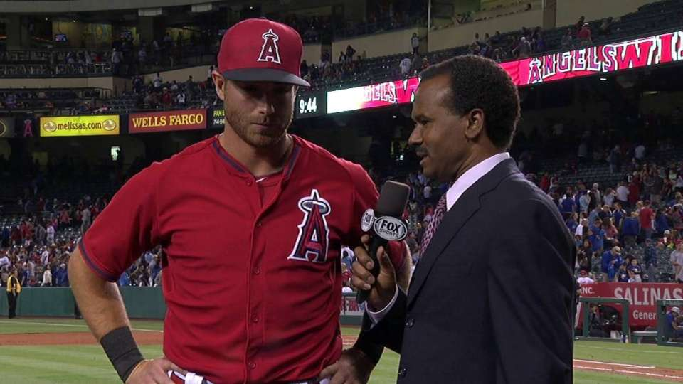Featherston on Angels' victory
