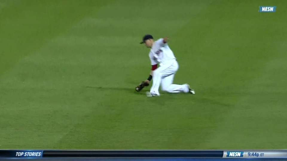 Nava's sliding catch