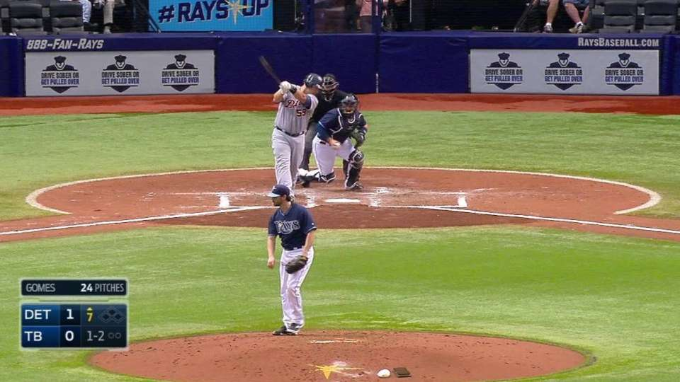 Gomes strikes out Green