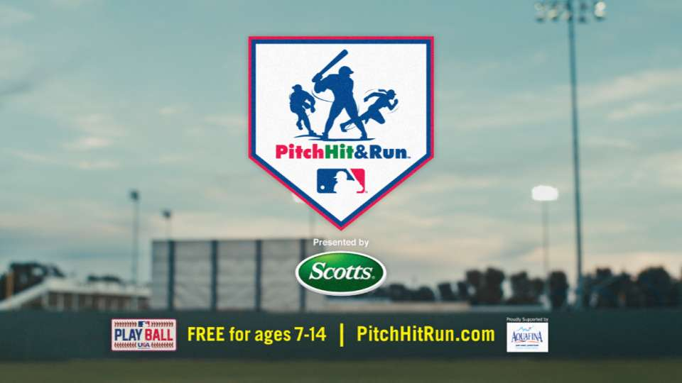 Sign up for Pitch, Hit and Run