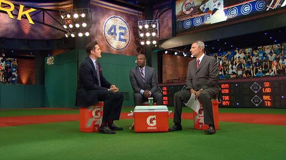 MLB Tonight: 2015 Headlines