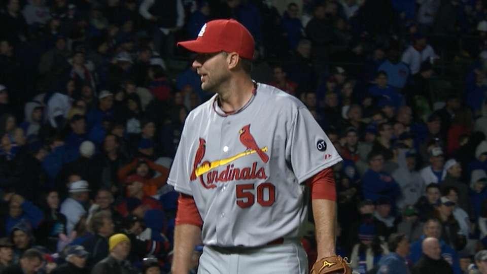 Wainwright stifles Cubs