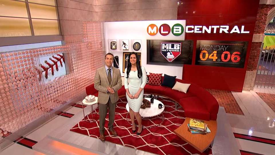 Welcome to MLB Central