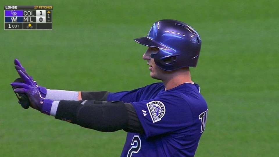 Tulo's RBI double
