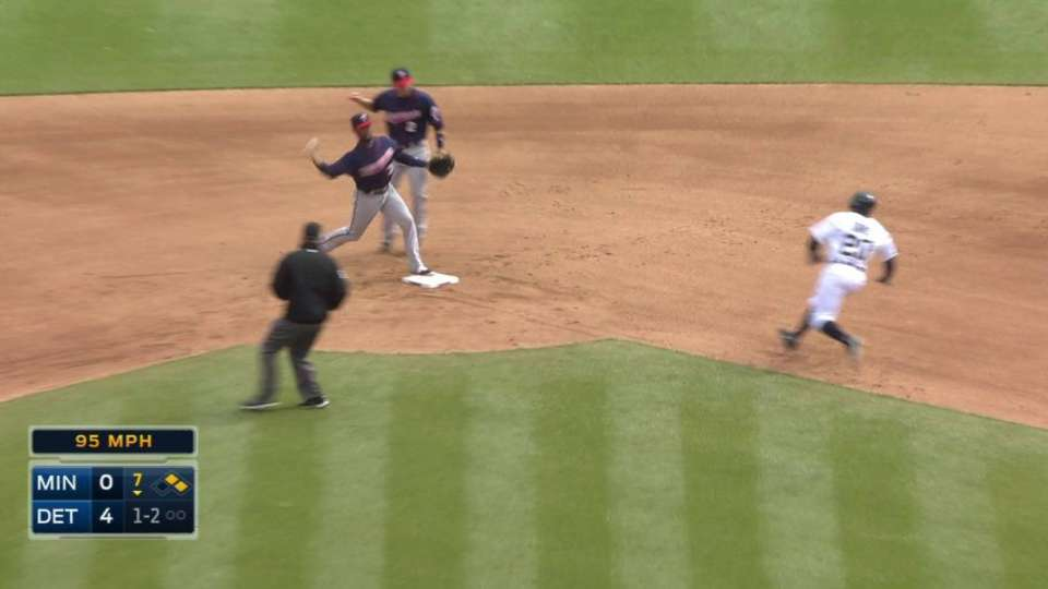 Graham induces double play