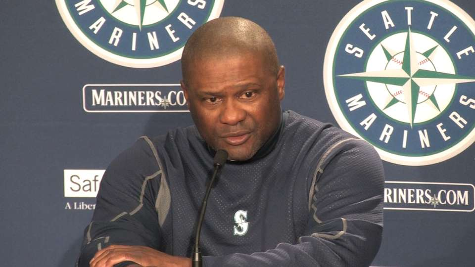 McClendon on Opening Day victory