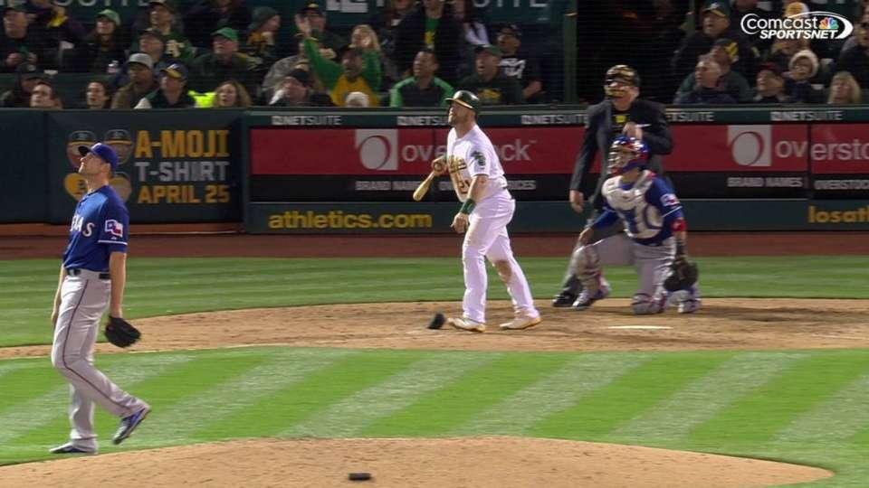 Vogt's three-run shot