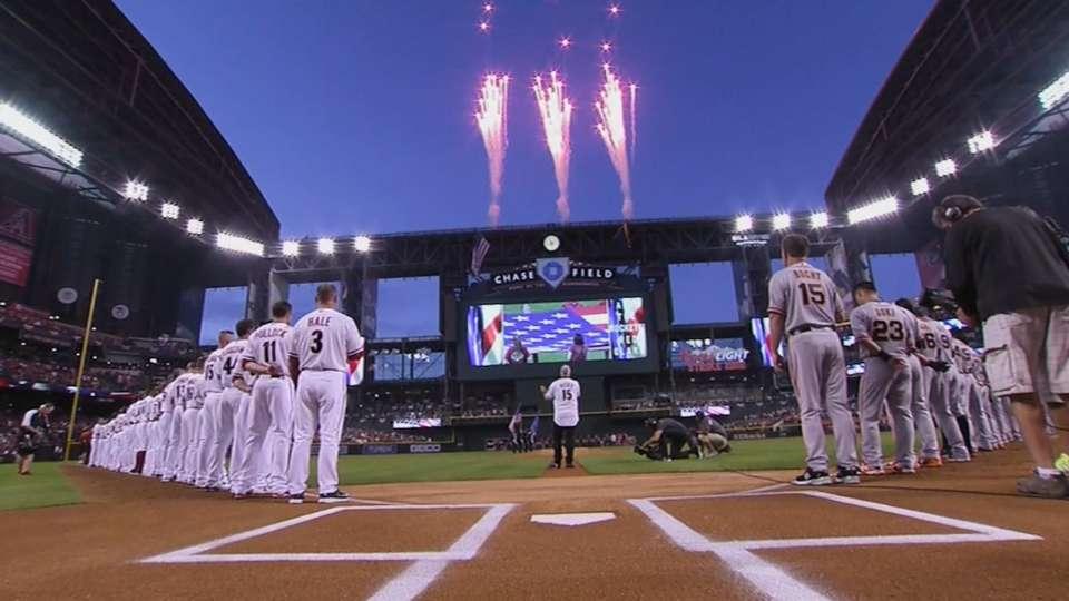 Baseball swings back into action