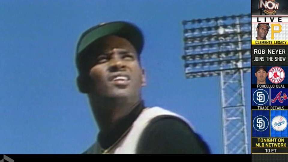The legacy of Roberto Clemente