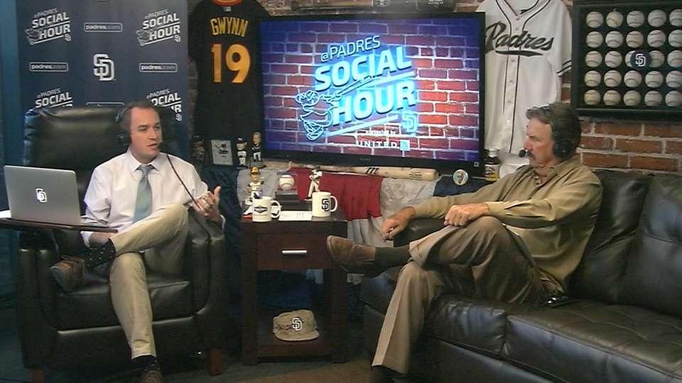 4/7/15: Padres Social Hour