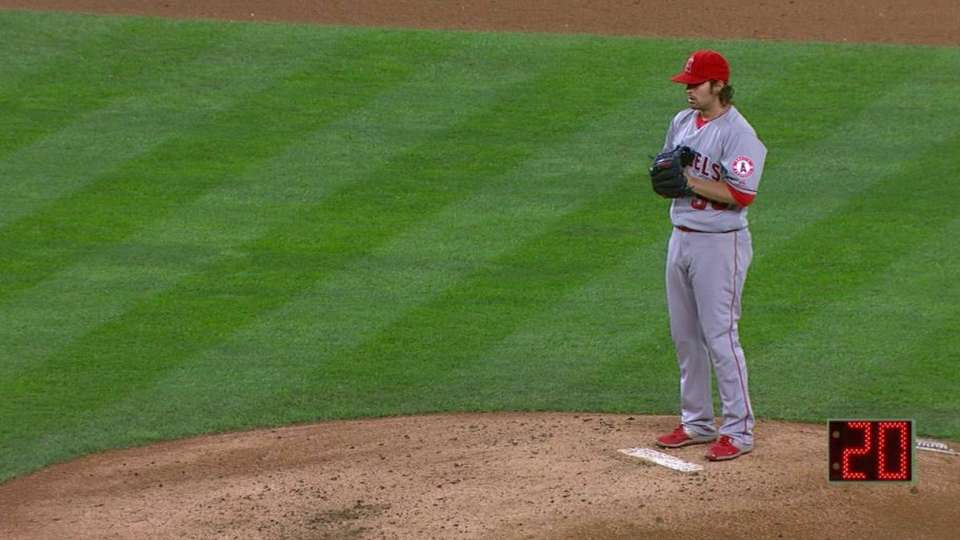 Angels TV on pace of play