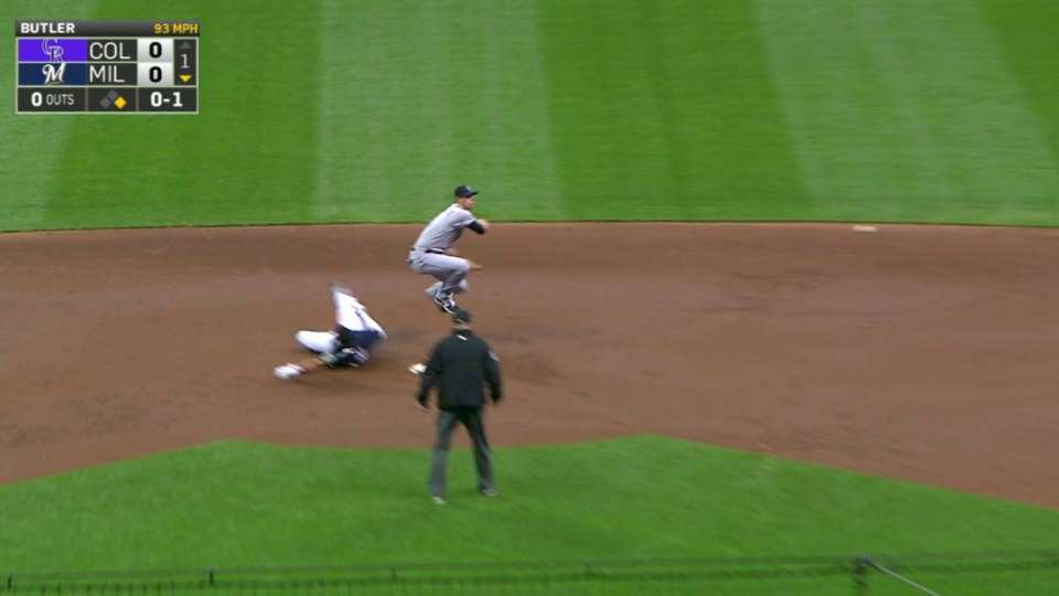 Tulo, LeMahieu team up for two