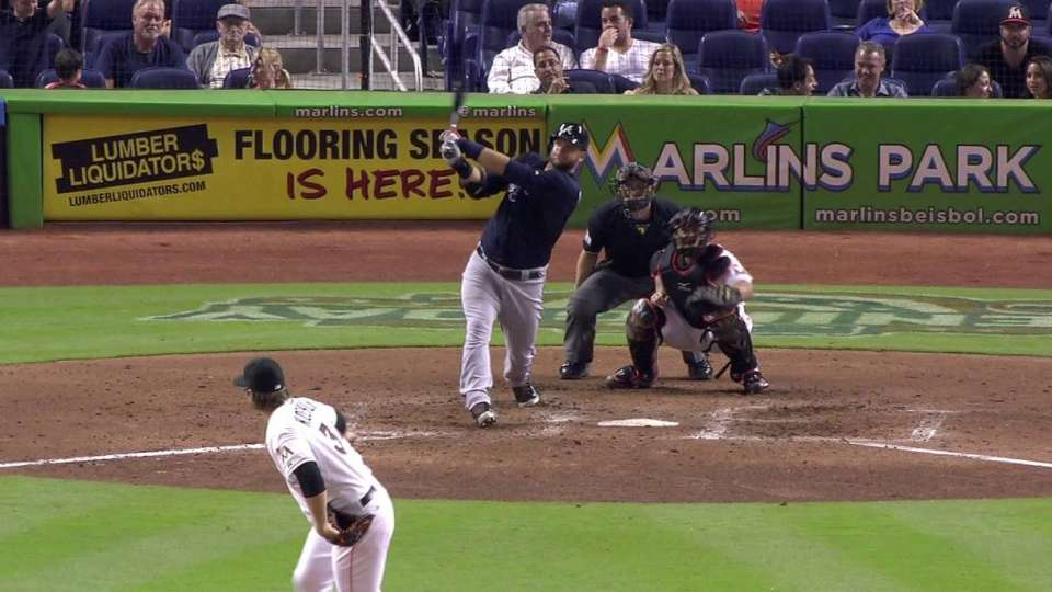 Pierzynski's two-run blast