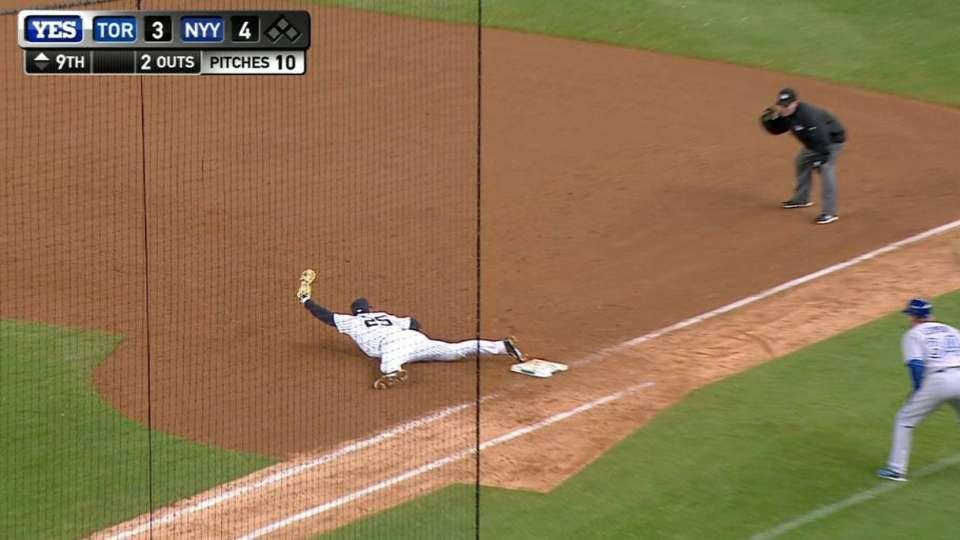 Miller seals Yankees' win