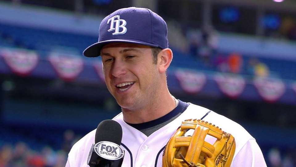 Longoria on the Rays' win