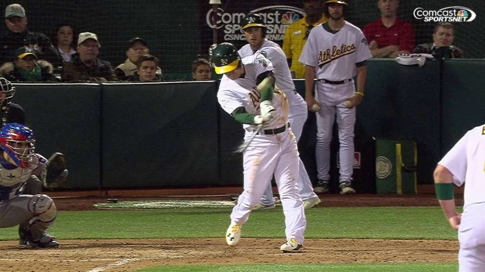Canha's bases-clearing double