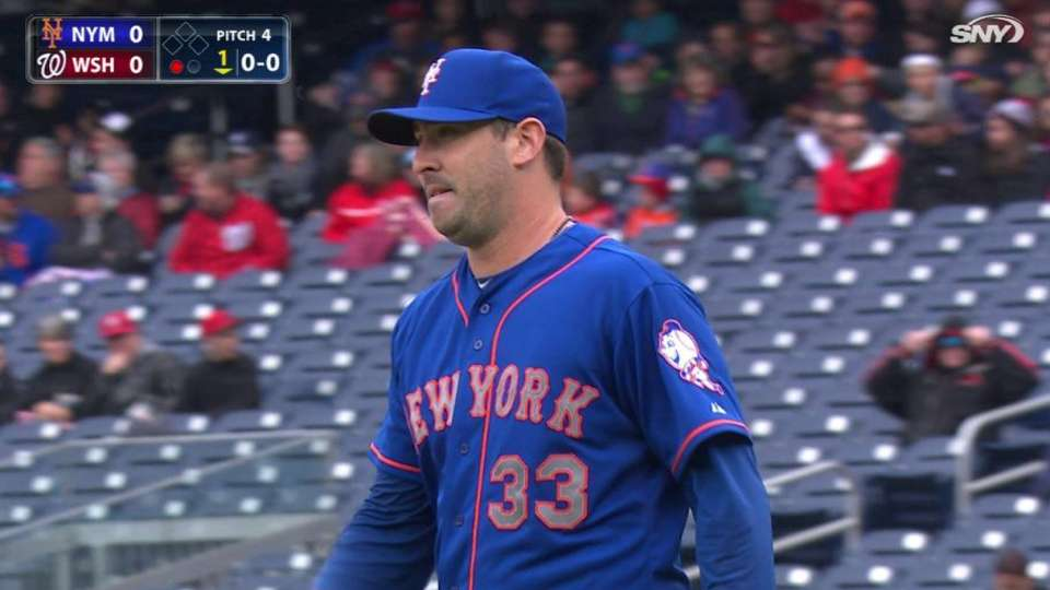 Harvey's first K of 2015