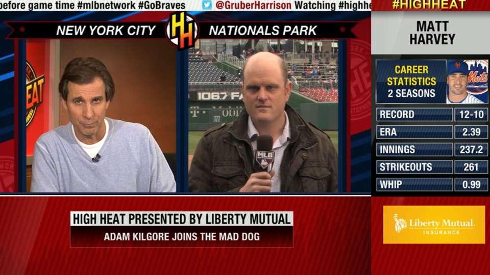 Kilgore on Nationals vs. Mets