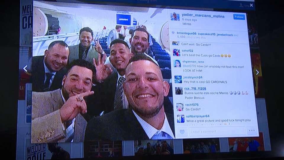 Cardinals' social media rewind