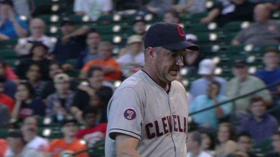 Atchison keeps no-hitter intact