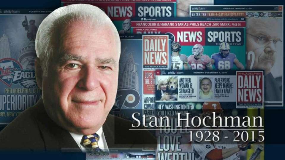 Stark discusses Hochman