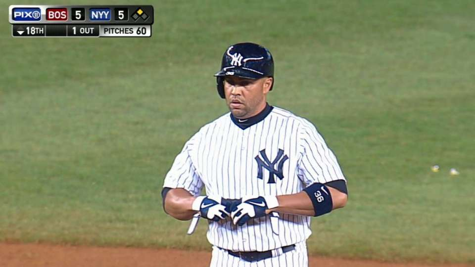 Beltran answers for the Yanks