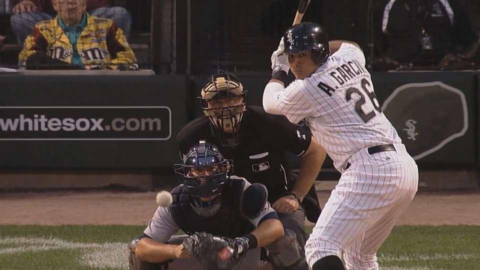 Baseball's back at U.S. Cellular